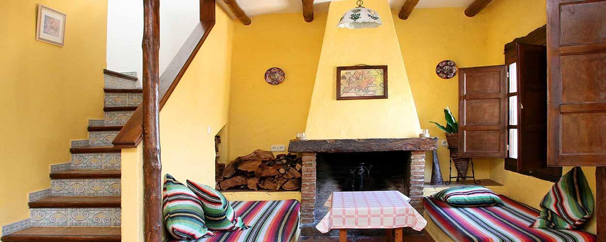 Casa Rural La Albahaca, Jimera de Líbar, Serrania de Ronda